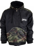 Rebel Ape The Camo Land WaterProof Hoodie