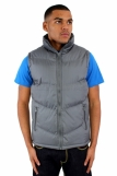 Streetwear Specials Body Warmer Gilet Grey