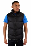 Streetwear Specials Body Warmer Gilet Black