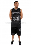 New York 44 Basketball Jersey Vest & Shorts set