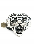 White Tiger Belt & Buckle