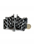 F1 Flags Belt & Buckle